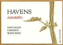 2004 Havens Wine Cellars Albarino Napa Valley Carneros