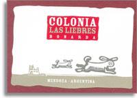 2010 Altos Las Hormigas Bonarda Colonia Las Liebres Mendoza