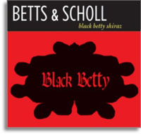 2005 Betts & Scholl Shiraz Black Betty Barossa Valley