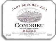 2010 Delas Freres Condrieu Clos Boucher