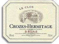 2009 Delas Freres Crozes-Hermitage Le Clos