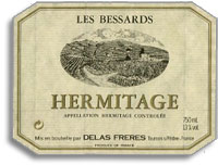 2010 Delas Freres Hermitage Les Bessards