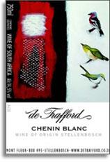 2012 De Trafford Wines Chenin Blanc Stellenbosch