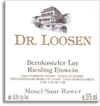 2009 Dr. Loosen Bernkasteler Lay Riesling Eiswein