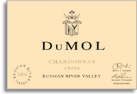2011 Dumol Chardonnay Chloe Russian River Valley