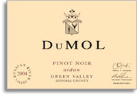 2012 Dumol Pinot Noir Aidan Green Valley Sonoma County