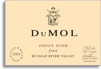 2011 Dumol Pinot Noir Finn Russian River Valley