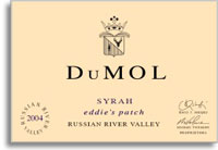 2008 DuMol Syrah Eddie's Patch Russian River Valley