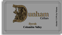 2012 Dunham Cellars Syrah Columbia Valley