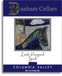 2012 Dunham Cellars Syrah Lewis Vineyard Columbia Valley