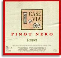 1992 Fontodi Pinot Nero Case Via Colli Della Toscana Centrale