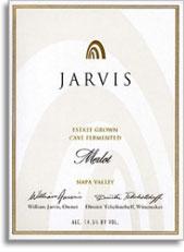2004 Jarvis Merlot Napa Valley