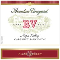 2005 Beaulieu Vineyard (BV) Cabernet Sauvignon  Napa Valley