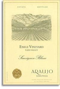 2010 Araujo Estate Sauvignon Blanc Eisele Vineyard Napa Valley