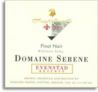 2010 Domaine Serene Pinot Noir Evenstad Reserve Willamette Valley