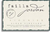 2011 Failla Viognier Alban Vineyard Edna Valley