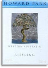 2012 Howard Park Wines Riesling Western Australia