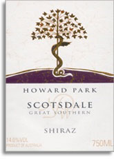 2010 Howard Park Wines Shiraz Scotsdale Great Southern