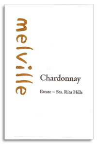 2010 Melville Vineyards And Winery Chardonnay Estate Vineyard Sta Rita Hills