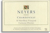 2009 Neyers Vineyards Chardonnay El Novillero Vineyard Carneros District