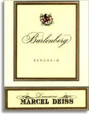 2012 Domaine Marcel Deiss Pinot Noir Burlenberg