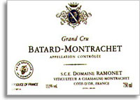 2011 Domaine Ramonet Batard-Montrachet