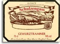 2004 Domaine Rene Mure/Clos St. Landelin Gewurztraminer Schultzengass