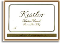 2009 Kistler Vineyards Chardonnay Dutton Ranch Russian River Valley