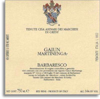 2007 Marchesi Di Gresy Barbaresco Martinenga Gaiun