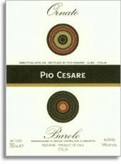 2011 Pio Cesare Barolo Ornato