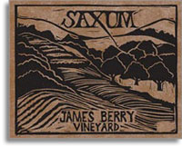 2007 Saxum Vineyards James Berry Vineyard Paso Robles
