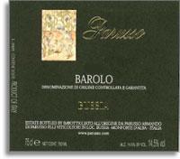 2010 Armando Parusso Barolo Bussia