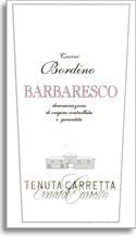 2011 Carretta Barbaresco Cascina Bordino