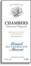 NV Chambers Rosewood Winery Grand Muscat Rutherglen