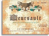 2010 Domaine Jean-Francois Coche-Dury Meursault