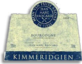 Vv Domaine Jean Marc Brocard Bourgogne Blanc Kimmeridgien