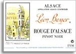 2013 Domaine Leon Beyer Pinot Noir