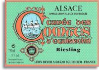 2011 Domaine Leon Beyer Riesling Comtes d'Eguisheim