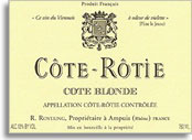 2010 Domaine Rene Rostaing Cote-Rotie Cote Blonde