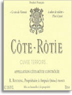 2009 Domaine Rene Rostaing Cote-Rotie Cuvee Terroir