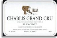 2010 Domaine Servin Chablis Blanchots