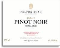 2012 Felton Road Pinot Noir Calvert Central Otago