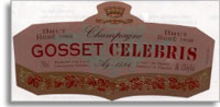 NV Gosset Celebris Rose Extra Brut
