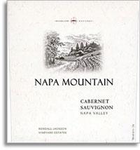 2006 Kendall-Jackson Cabernet Sauvignon Napa Mountain Napa Valley