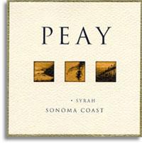 Vv Peay Vineyards Syrah Sonoma Coast