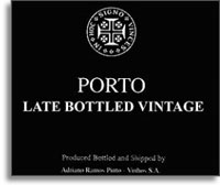 1980 Adriano Ramos Pinto Late Bottled Vintage Port