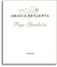 2010 Abadia Retuerta Syrah Pago Garduna Vino De La Tierra De Castilla Y Leon