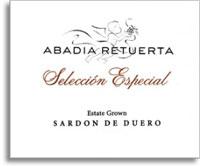 2012 Abadia Retuerta Sardon de Duero Seleccion Especial