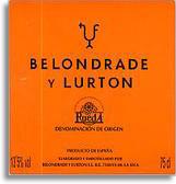 2013 Belondrade y Lurton Verdejo Rueda