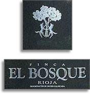 2002 Bodegas Sierra Cantabria Finca El Bosque Rioja